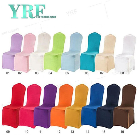 YRF Cheap Stretch Universal Dining Room Chair Seat Covers