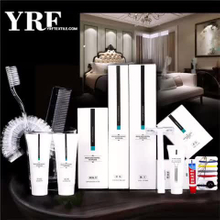 YRF 5 Star Hotel Amenities Set Disposable Wholesale Whitening Mini Soap For Hotel And Hotel Soaps For Well Care