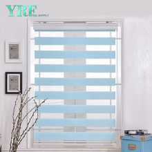 Latest Curtains Fashion Designed Zebra Blinds Double Roller Blinds