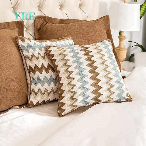 YRF Latest Design Good Quality Cushions And Bed Runners