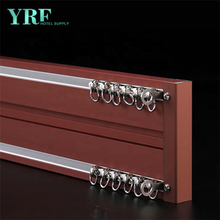 Guangzhou Foshan Wholesale Customized Bay Curtain Track Ceiling For YRF