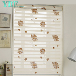 Pvc Chain Control Window Shutters Day And Night Roller Blinds