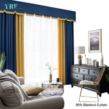 The Curtain Hotel Blackout Luxurious Cheap Price Custom Size For Wholesale