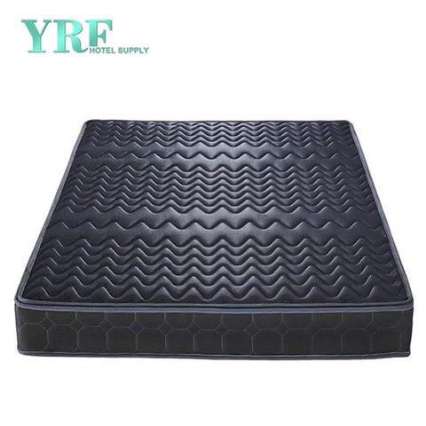 5 Star Hotel High End 3D Mattress Bamboo charcoal latex Air Layer Single Bed