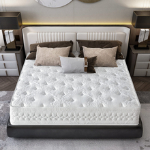 Factory Supply Luxurious Bedroom Mattress 10 Inch Fiber Firm