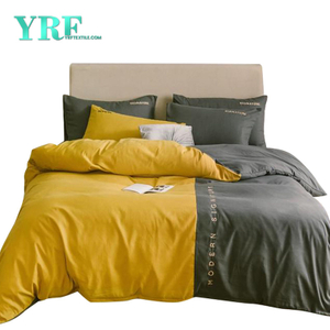 Bedding Set 3 Piece Double Bed Microfiber Comfortable With LOGO