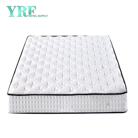 Chinese Furniture Gel Foam Mattress Innerspring Hybrid Compressed For Double Bed