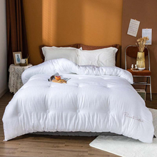 New Product Five-Star Hotel Comforter Quilt Sateen Softness For All Season