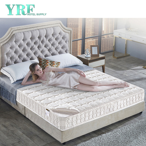 Home Farmhouse For Double Bed Mattress Compressed Spring With Memory Foam