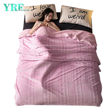 Sherpa Throw Blanket Soft Plush Reversible Ultra Solid Color for Queen Bed