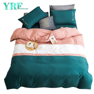 Bed sheet Wholesale King Bed Hypoallergenic 1800 Series For Apartment
